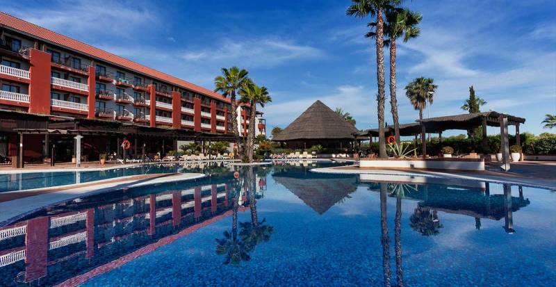 HOTEL BARCELO ISLA CRISTINA TODO INCLUIDO, en Huelva 4