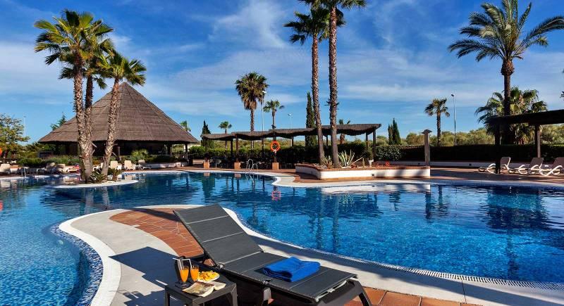 HOTEL BARCELO ISLA CRISTINA TODO INCLUIDO, en Huelva 2