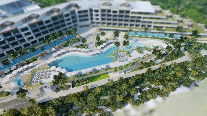 ESTUDIO Playa Mujeres, nuevo todo incluido de lujo por ATELIER de Hoteles. 2