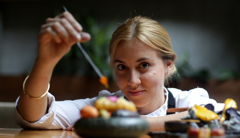 ik restaurante: El reto de Francesca Ferreyros 2