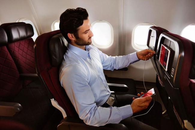 Qantas Airline ofrece Netflix y Spotify gratis a los viajeros 1