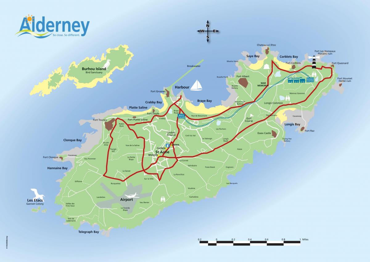 ALDERNEY ISLAND - Un lugar para ver y para vivir 10
