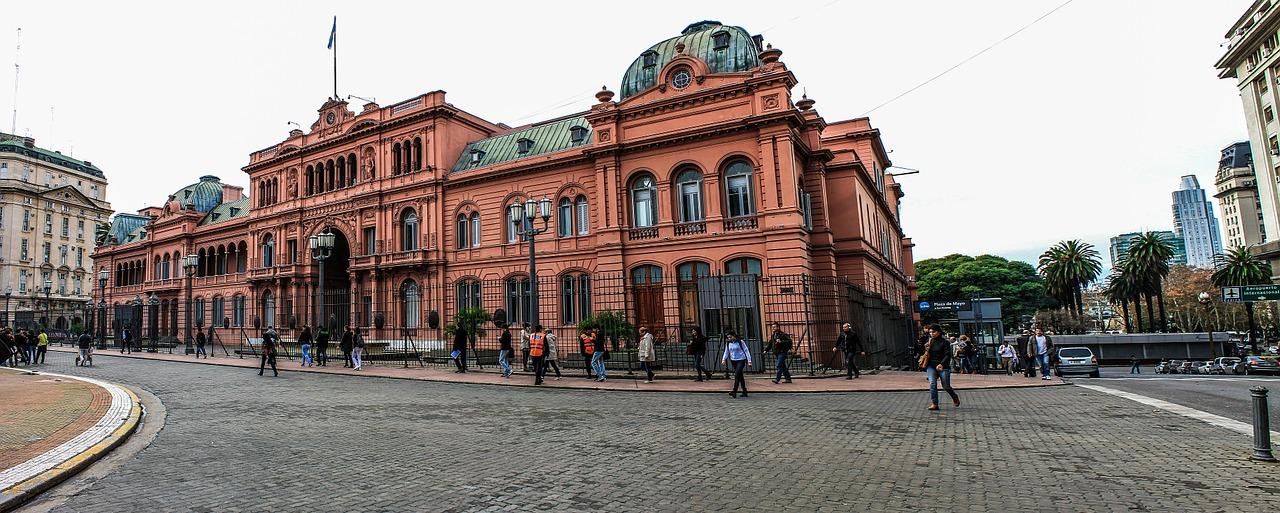 Sitios de Interés en Buenos Aires. 1