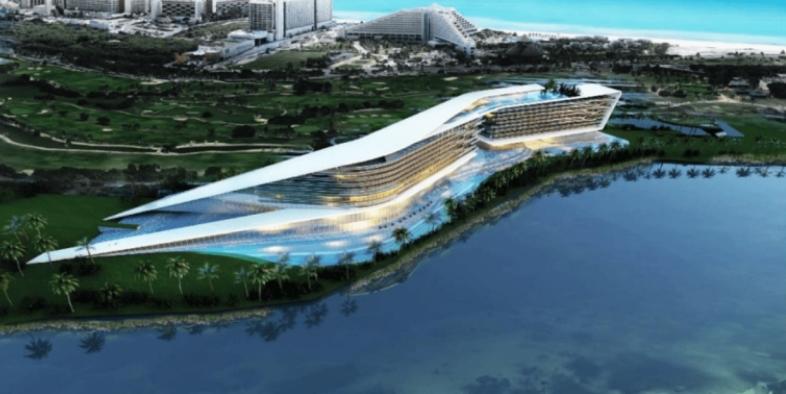 BVG World en Cancún - mega hotel Gran Island 72
