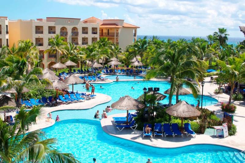 DONDE BUSCAR HOTELES TODO INCLUIDO: Sandos 2