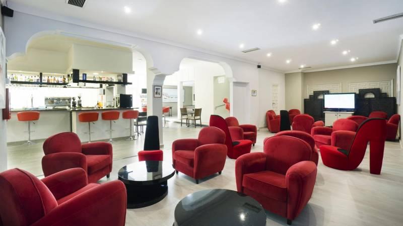 HOTELES EN TORREMOLINOS ESPAÑA: EL POZO HOTEL 6