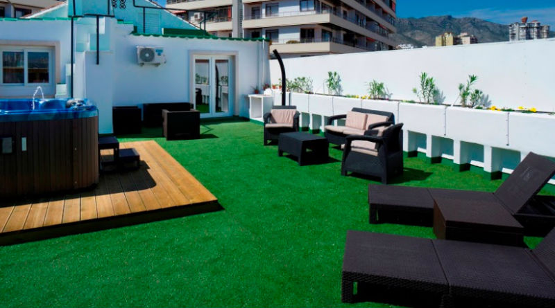 HOTELES EN TORREMOLINOS ESPAÑA: EL POZO HOTEL 5