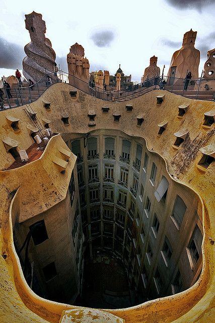 QUE BARCELONA: LA PEDRERA 2