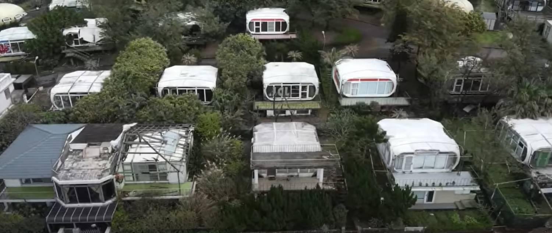 ciudades vacías en el mundo: videos de ciudades abandonadas del mundo 10