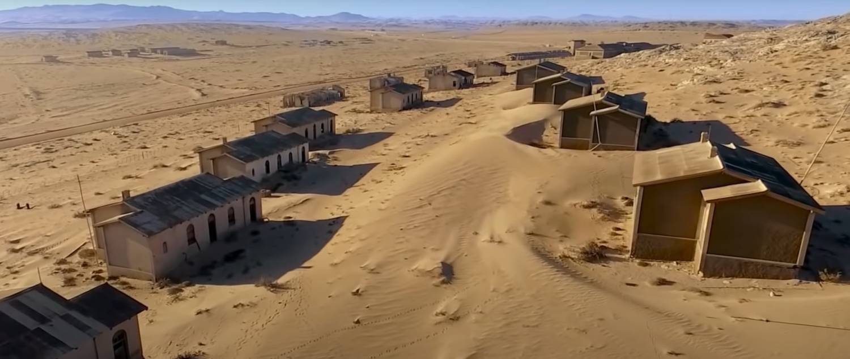 ciudades vacías en el mundo: videos de ciudades abandonadas del mundo 38