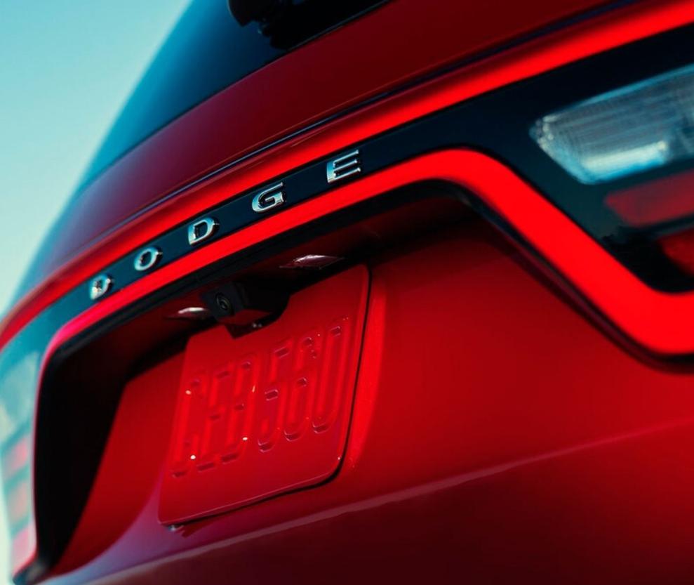 Autos Dodge 2021 en Europa 4
