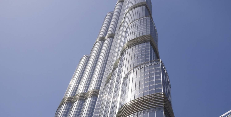viajando a los edificios más altos del mundo: Burj Khalifa 5