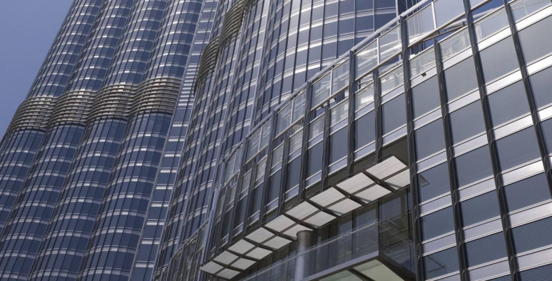 viajando a los edificios más altos del mundo: Burj Khalifa 4