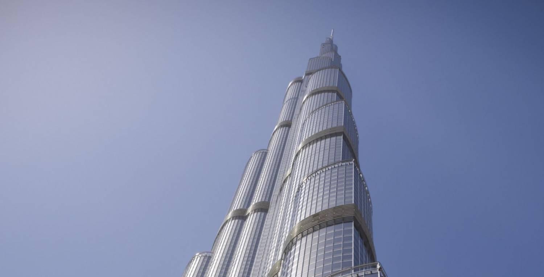 viajando a los edificios más altos del mundo: Burj Khalifa 3