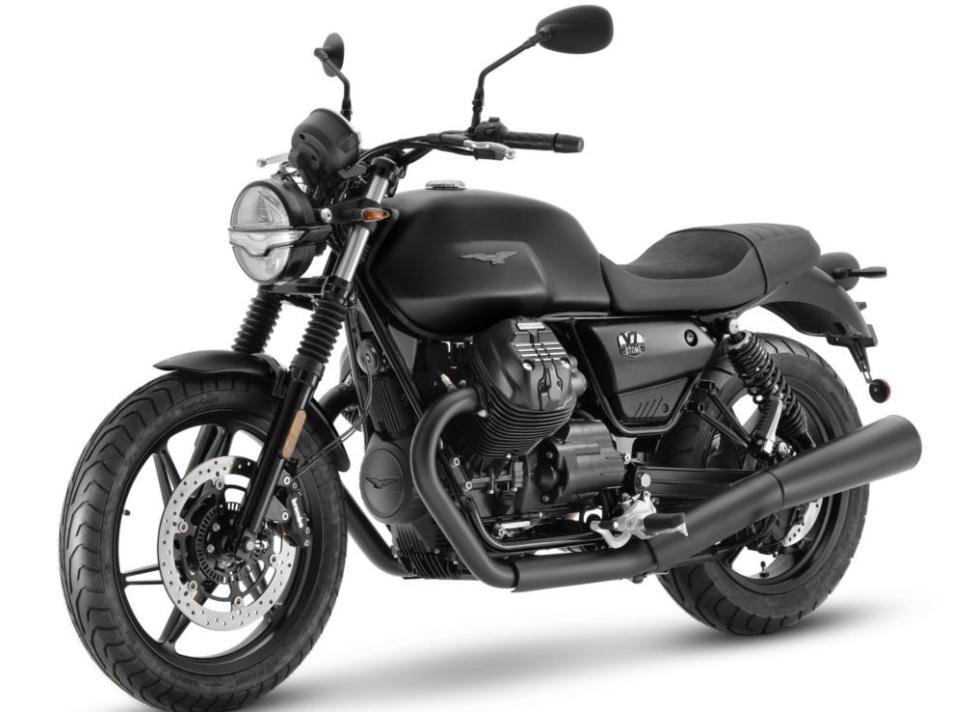 motos de viajeros paraviajeros en motos:Moto Guzzi 44