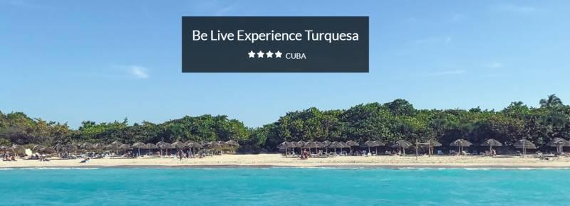 ¿UN HOTEL EN VARADERO, CUBA Todo Incluido? BE LIVE EXPERIENCE TURQUESA 3