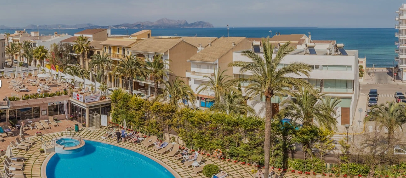 hotel & spa ferrer janeiro can picafort spain 31