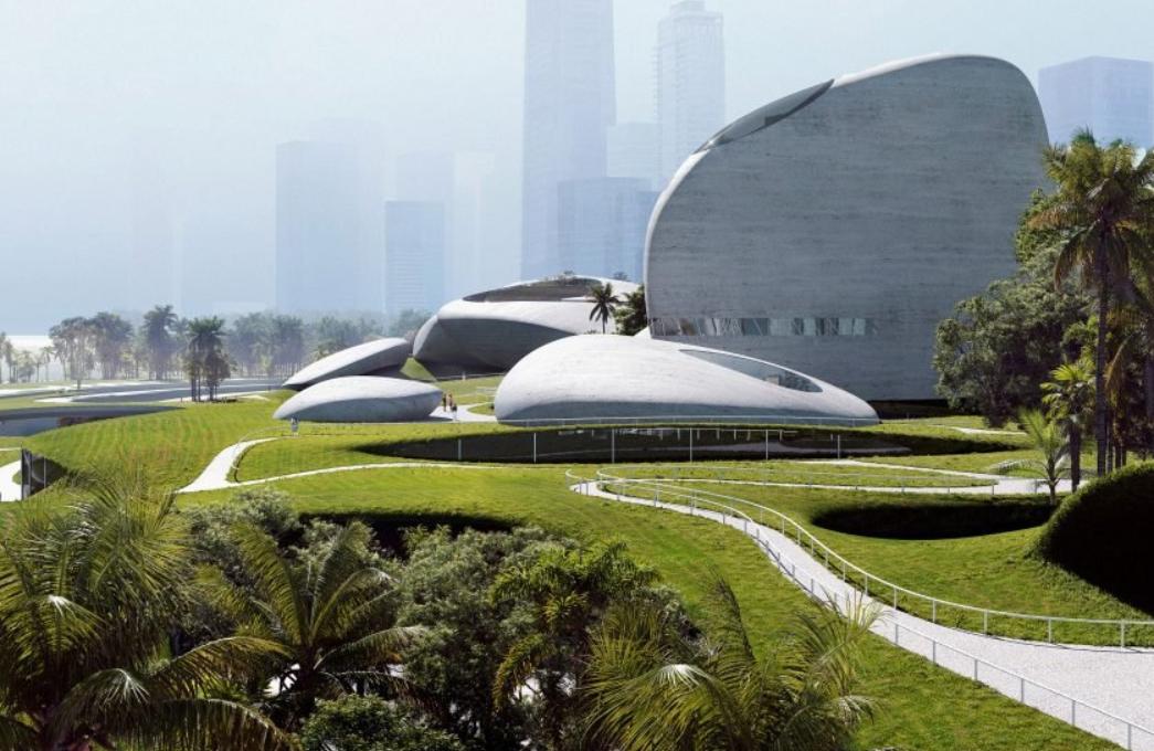 shenzhen la ciudad del futuro y su parque cultural de la bahía 9