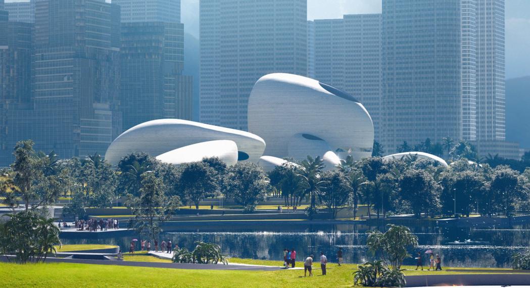 shenzhen la ciudad del futuro y su parque cultural de la bahía 3