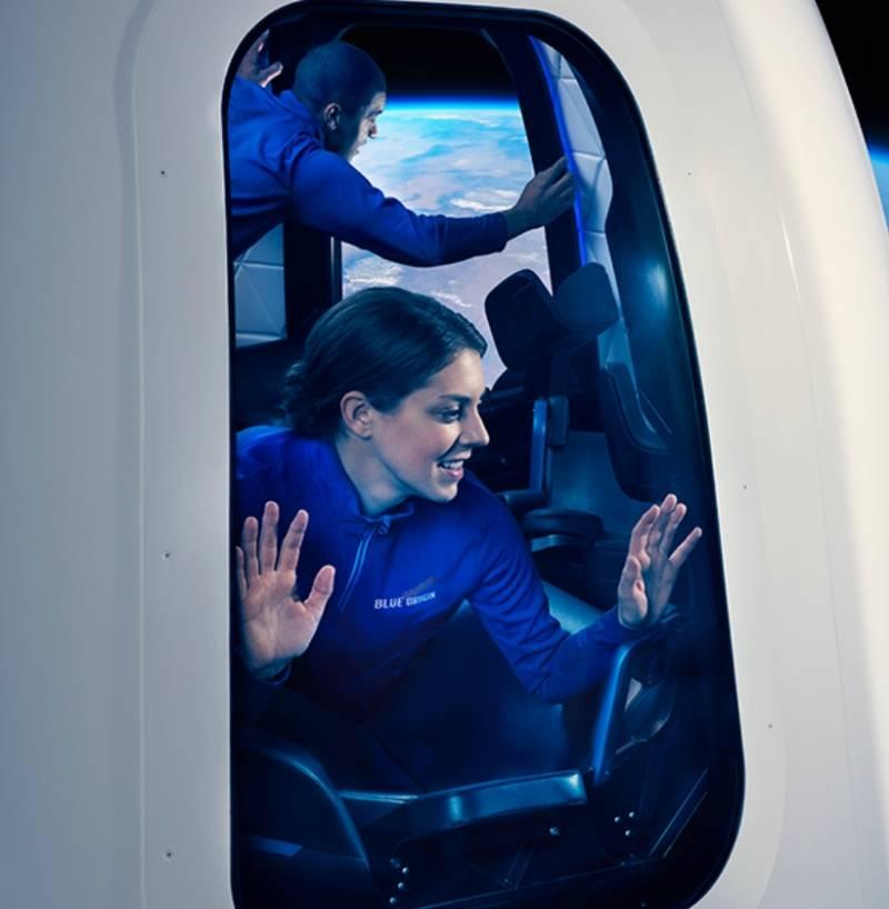 Blue Origin: Un futuro en el que millones de personas viven y trabajan en el espacio. 3