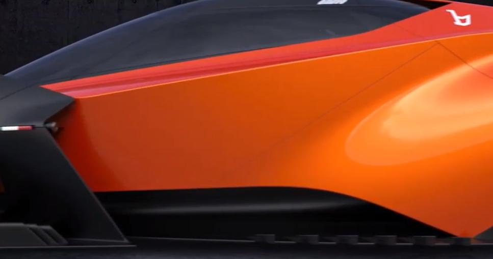 Lancia L Concept: una belleza para viajar inspirado en el Stratos Zero 7