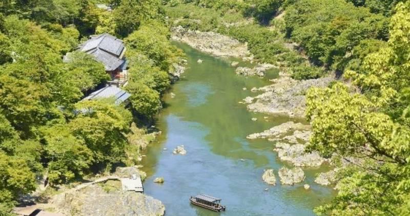 Posadas increíbles, hoteles y alojamientos en Japon kyoto 5