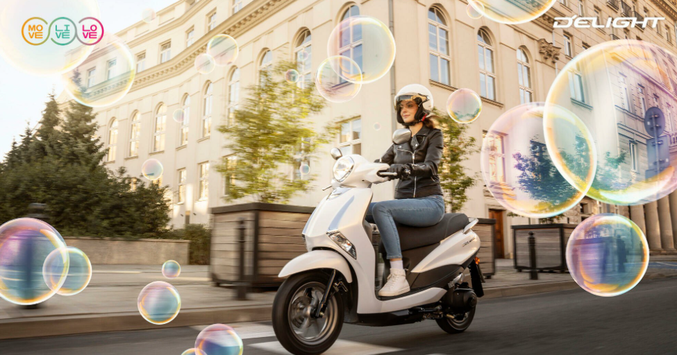 yamaha scooter Delight ¿de lasmejores scooter 125? 4