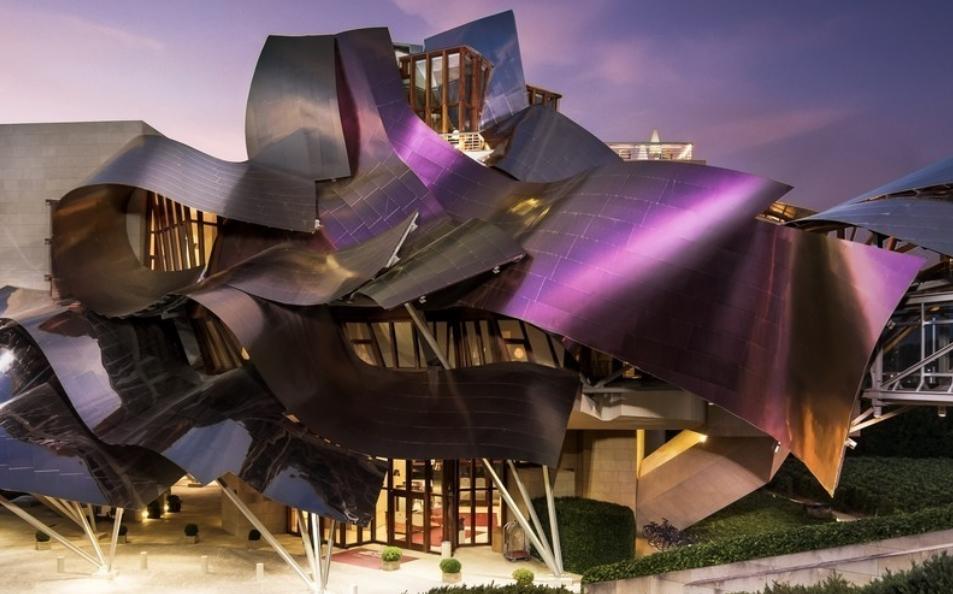 hotel marqués de riscal restaurante: Bono Alojamiento en Premium Gehry 7