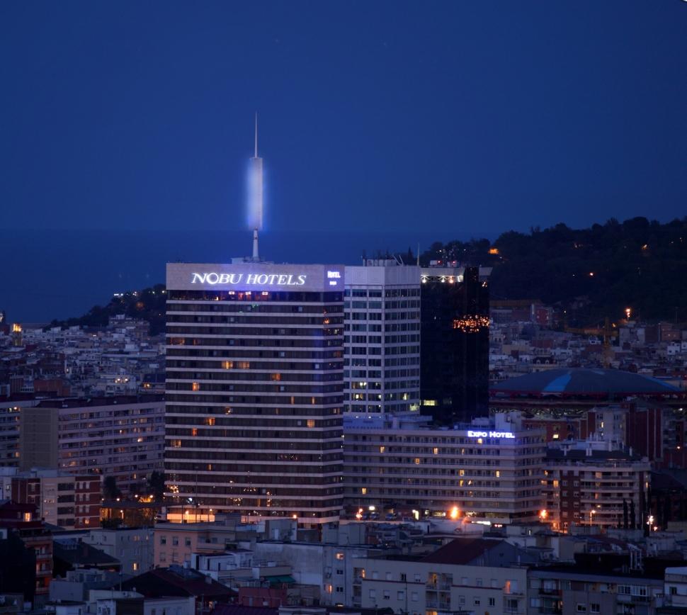 hoteles nobu en el mundo:en el corazón de Barcelona 24