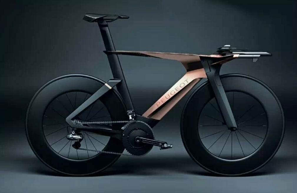 las bicicletas son el futuro: el renacimiento de las dos ruedas 32