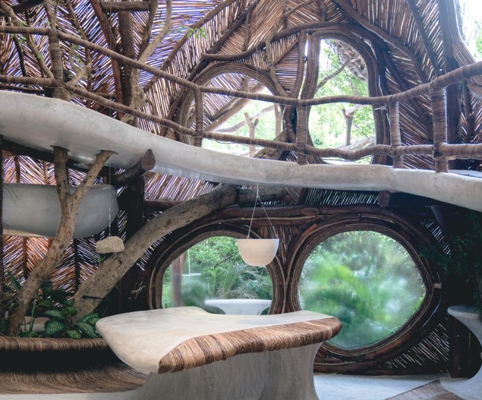 hotel azulik, viajar por la costa mexicana 7