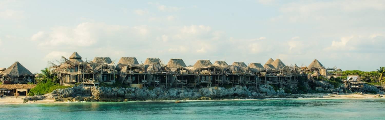 hotel azulik, viajar por la costa mexicana 6