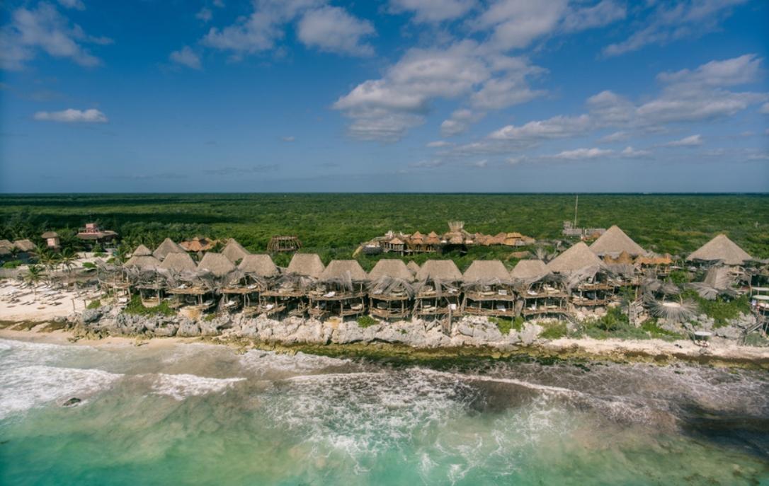 hotel azulik, viajar por la costa mexicana 5