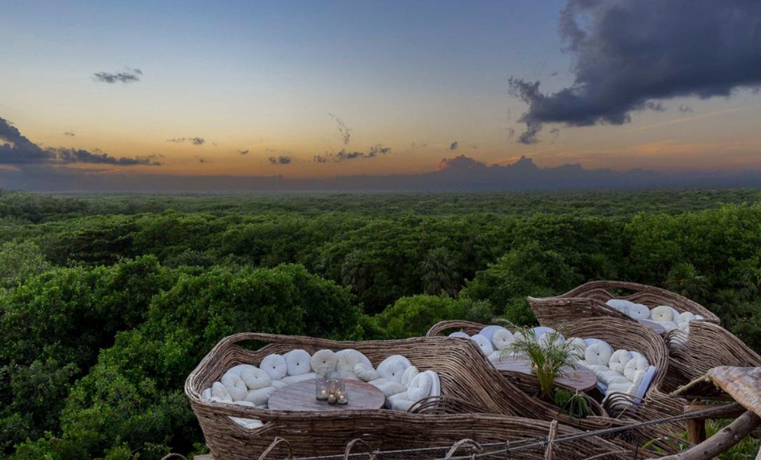 hotel azulik, viajar por la costa mexicana 3