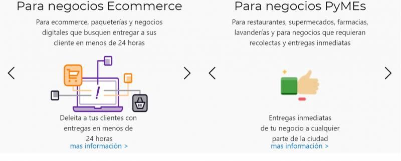 empresas de envio de paquetes internacionales: Eiya 2