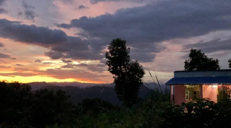 Un viaje a Damauli - El Viaje a Nepal 2