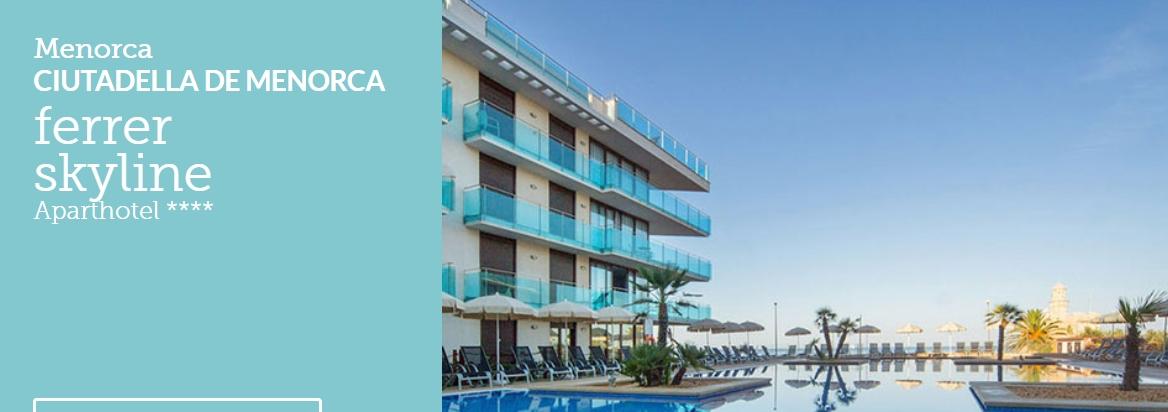 Ofertas y promociones de Ferrer Hotels en Mallorca & Menorca al Mejor Precio Garantizado. 3