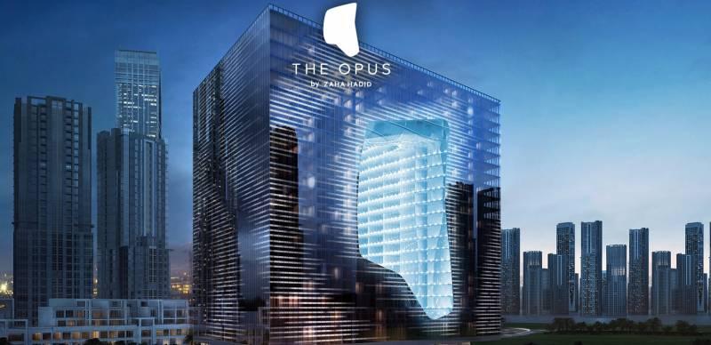 El Opus de Zaha Hadid 2