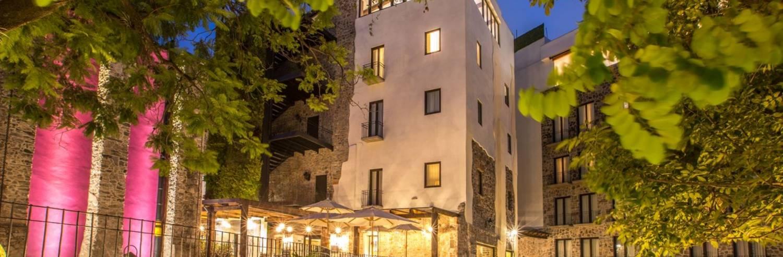 EN 2019 SURGE AZUL TALAVERA COMO HOTEL DE LUJO EN PUEBLA 2