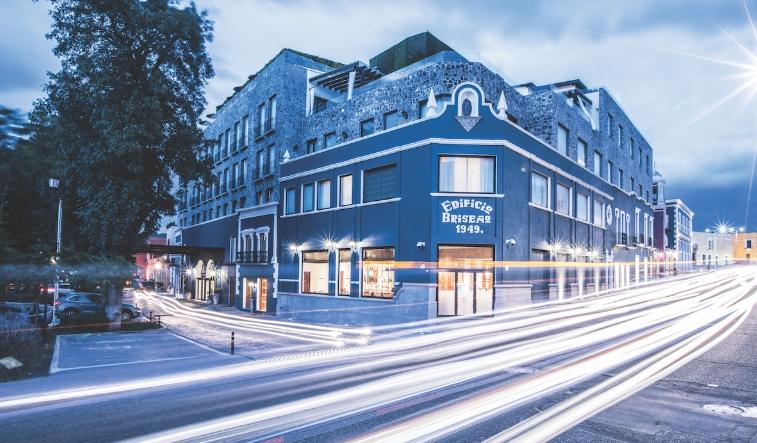 EN 2019 SURGE AZUL TALAVERA COMO HOTEL DE LUJO EN PUEBLA 3