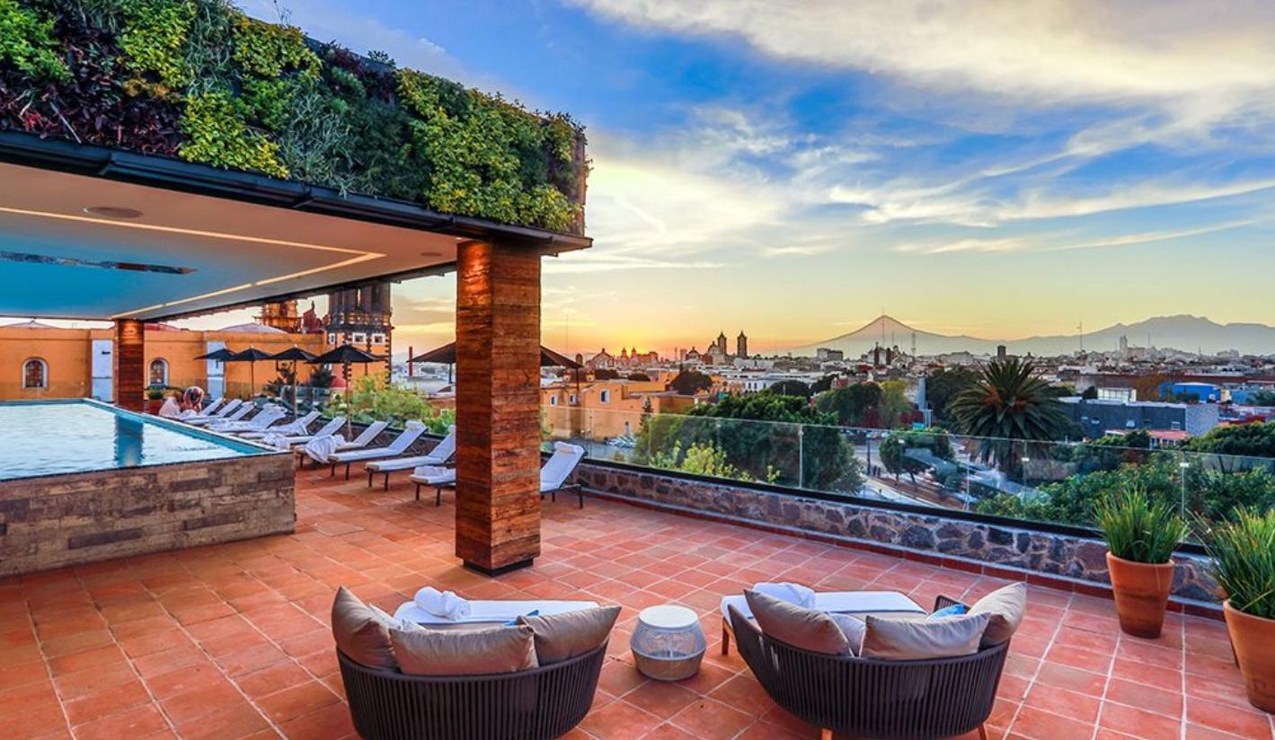 EN 2019 SURGE AZUL TALAVERA COMO HOTEL DE LUJO EN PUEBLA 5