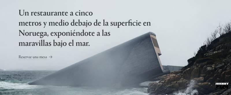 Under - El restaurante submarino más grande del mundo 3
