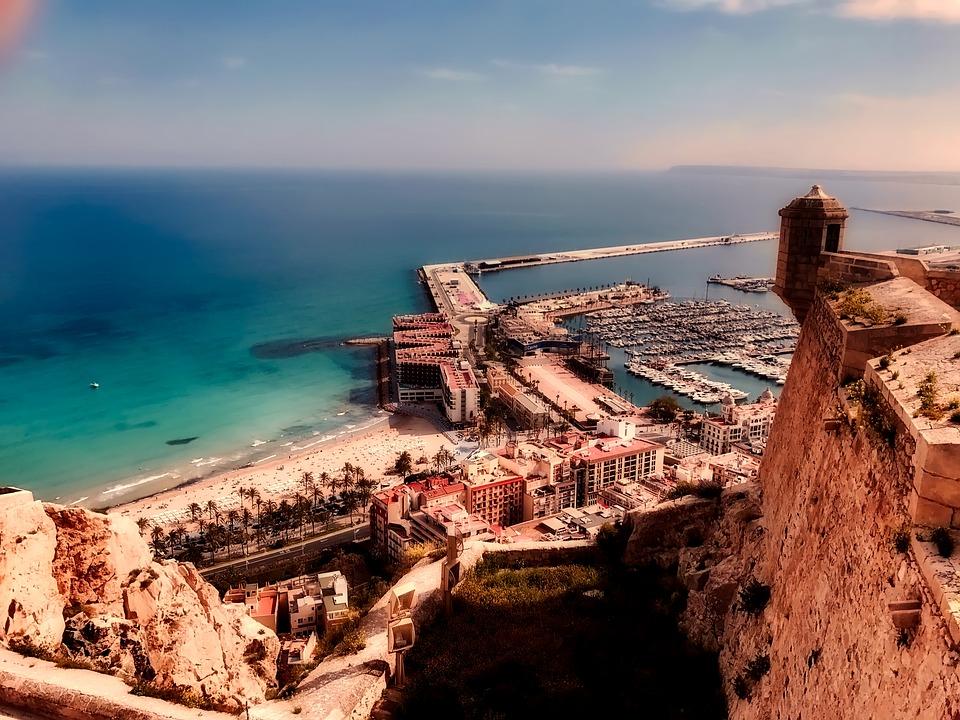 Alicante España Mar - Foto gratis en Pixabay