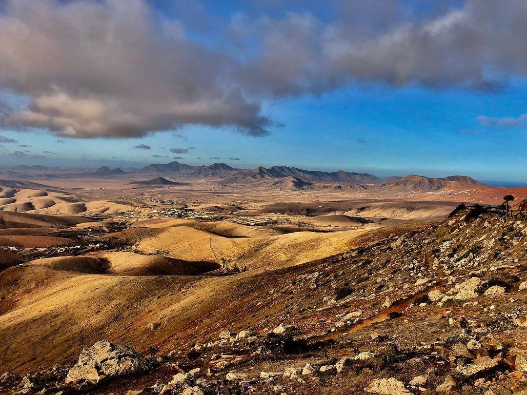 morro velosa: Vistas tranquilas del interior de Fuerteventura 6