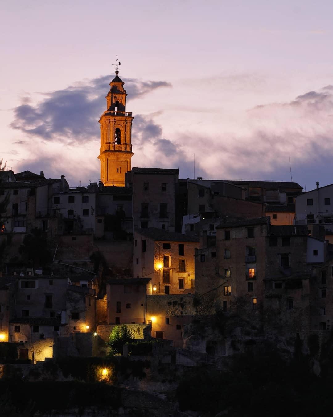 Pueblos con encanto en Valencia