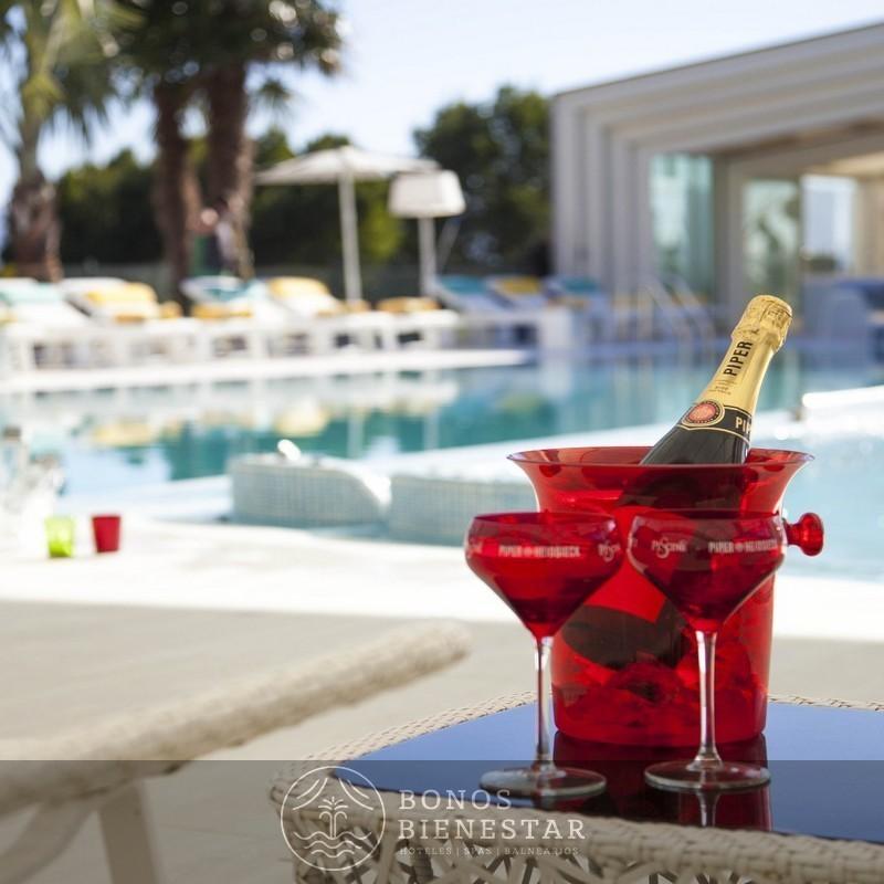 Bono Luxury & Love de una noche en Augusta Eco Wellness Resort 2