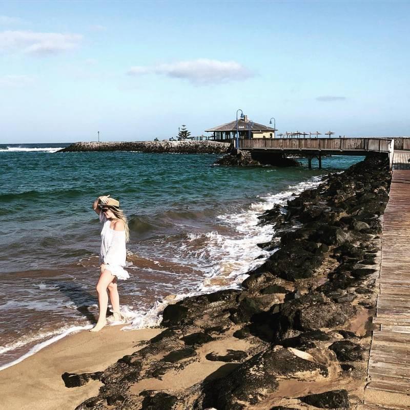 CALETA DE FUSTE BEACH: En el centro de Fuerteventura 4