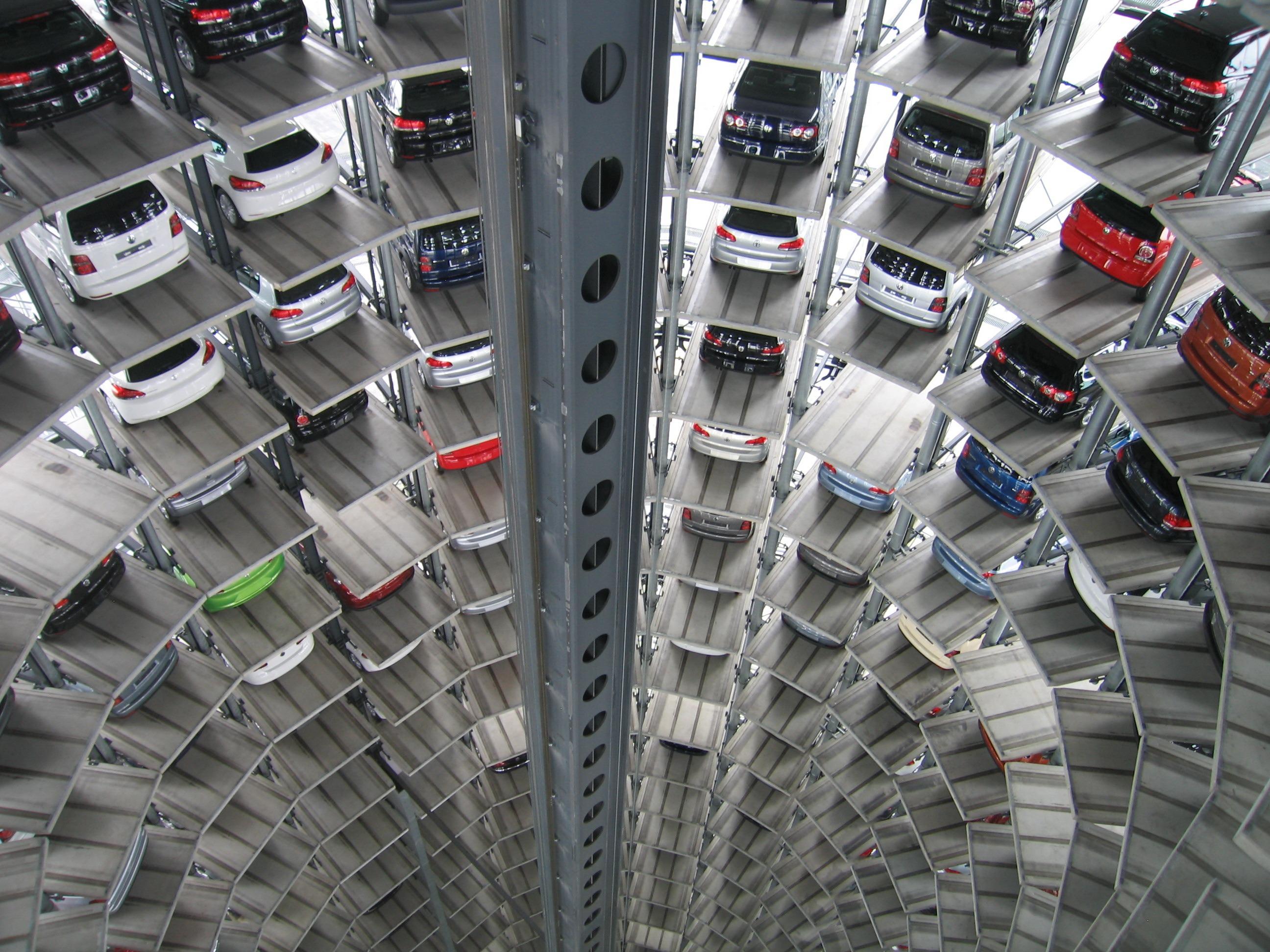 Reserva Online tu aparcamiento seguro en Valencia con Parkimeter 8