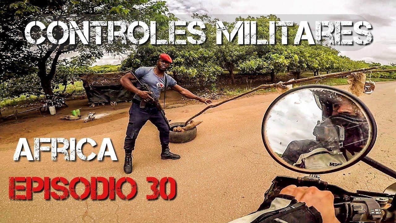 Costa de Marfil  | Vuelta al mundo en moto 2