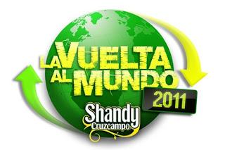 SHANDY COMIENZA SU VUELTA AL MUNDO EN NUEVA DELHI. 2